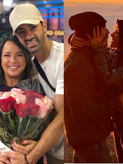 Regina Murguía se une a los famosos que recientemente anunciaron su compromiso. Mira cómo Montserrat Oliver, Kimberly Loaiza, Mauricio Mejía y Adamari López dijeron que 'Sí' y contraerán nupcias este 2020.