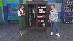 Cómo organizar tu clóset en cuarentena: Nuestro experto en moda nos da los mejores tips