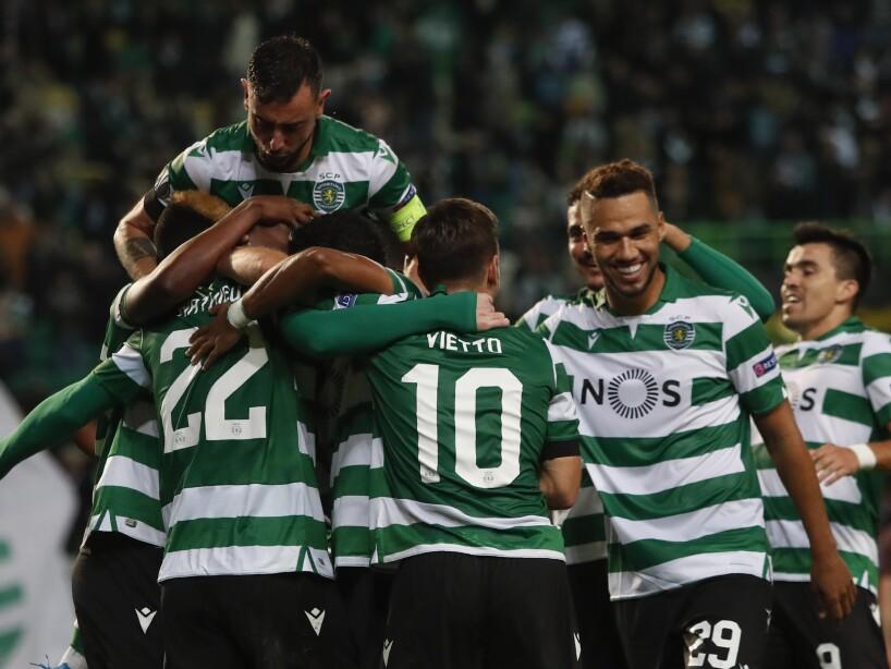El cuadro portugués ya está en la siguiente ronda de la UEFA Europa League. Phellype (9'), Borges (15', 64') y Mathieu (42') marcaron los goles del encuentro.