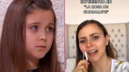 """La niña más fresa de TikTok revela su """"oscuro pasado"""" en La Rosa de Guadalupe"""