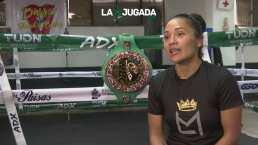 Lupita Martínez defenderá su cinturón supermosca ante 'Lulú' Juárez