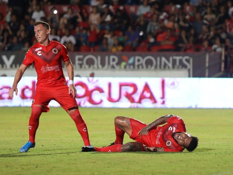 Veracruz vs Atlas