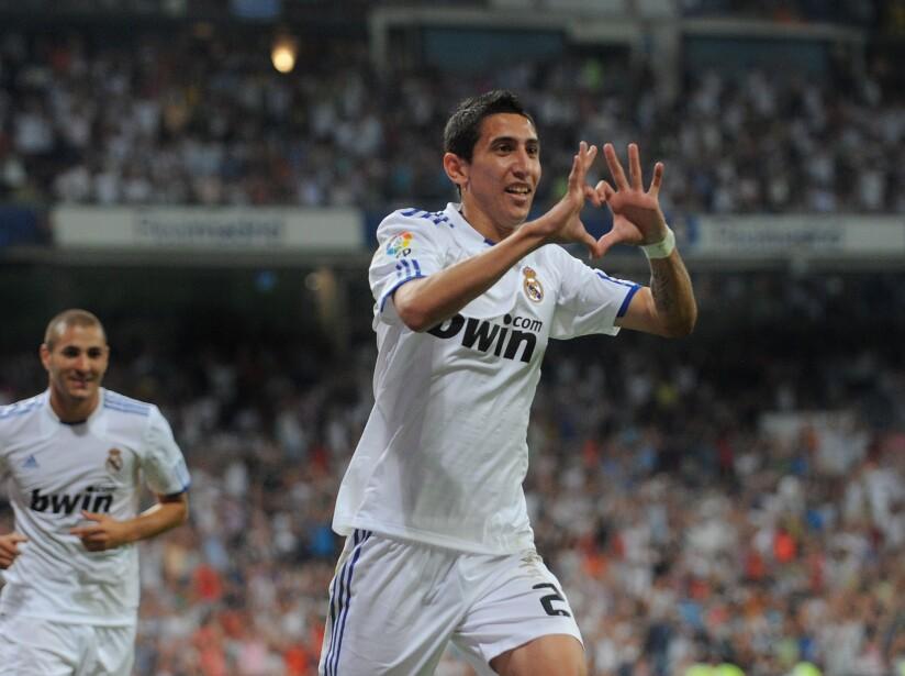 Real Madrid v Penarol - Santiago Bernabeu Trophy