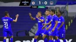 Cruz Azul seguirá líder tras vencer 1-0 a Mazatlán
