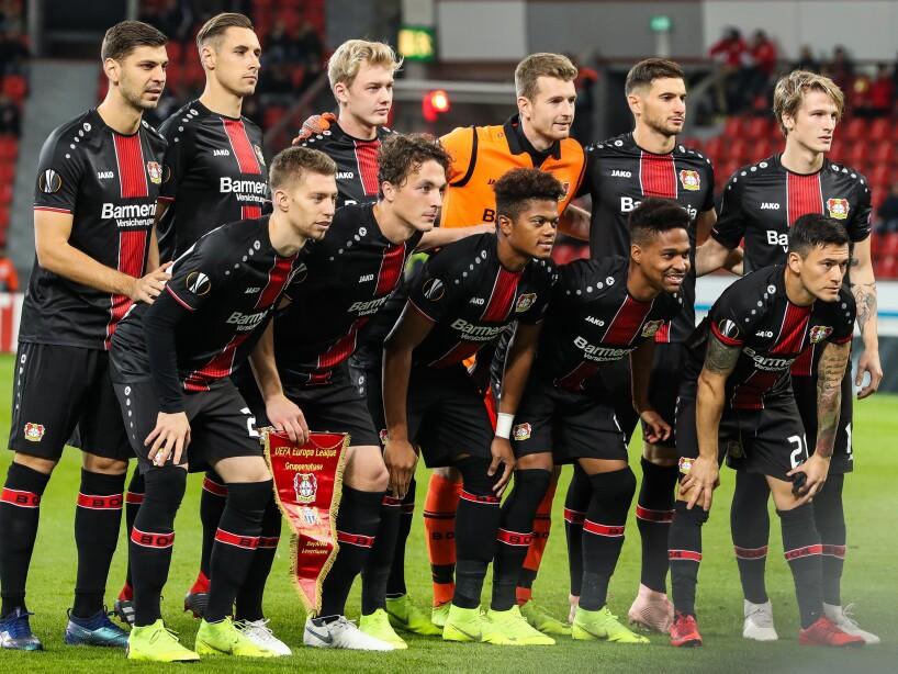 Bayer 04 Leverkusen v FC Zurich - UEFA Europa League - Group A