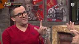 Mauricio Mancera revela que cuando era un niño perdió la vista ¡un año y medio!