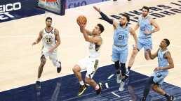 Pacers corta la buena racha de Grizzlies al derrotarlos 116-134