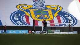 Así saltarán a la cancha Chivas y Cruz Azul para su partido