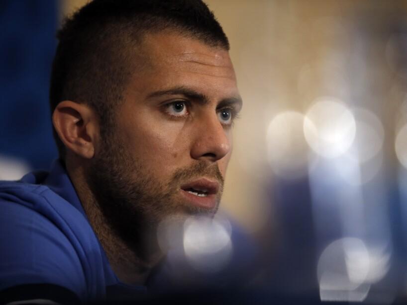 Soccer Euro 2012 Training France