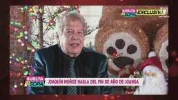 Con Permiso: Joaquín Muñoz asegura que Juan Gabriel pasó solo las fechas decembrinas por miedo al Covid-19