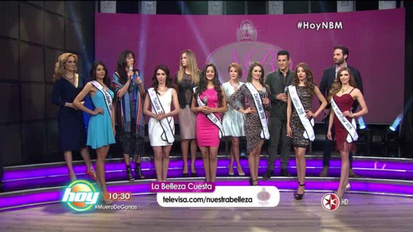 La belleza cuesta: ¡Padrinos famosos acompañan a las chicas en HOY!