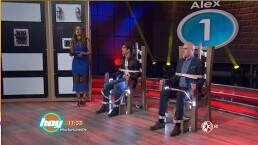 LA SILLA ELÉCTRICA: Alex Sirvent contra Lisardo