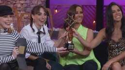 """Las Netas Divinas dedican a sus fans su premio TVyNovelas: """"es por ustedes que lo tenemos"""""""