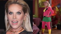 Más Noche: Lorena Herrera se transformó en Susana Distancia