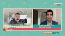 El Chapo de Sinaloa revela la historia detrás de 'Recostada en la Cama' y anuncia el lanzamiento de su marca de tequila