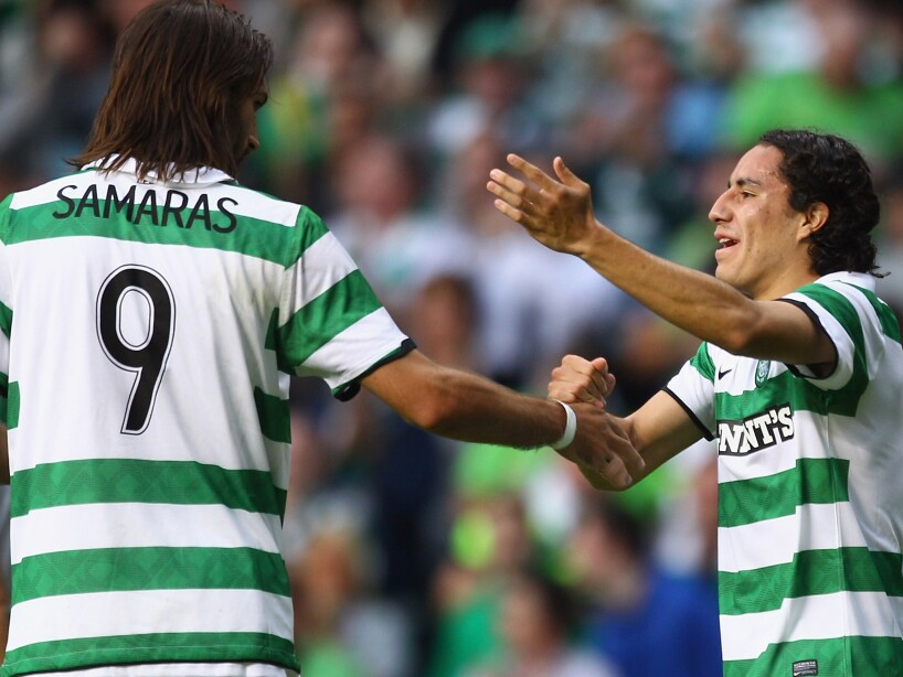 Celtic v FC Utrecht - UEFA Europa League Play Off