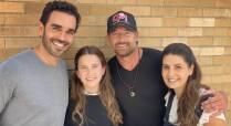Marcus Ornellas impacta al hablar de la hija de Gabriel Soto y le manda contundente mensaje