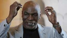Mike Tyson dice que orgías lo llevaron a la perdición