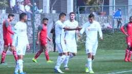 Cruz Azul culmina preparación con victoria ante Toluca