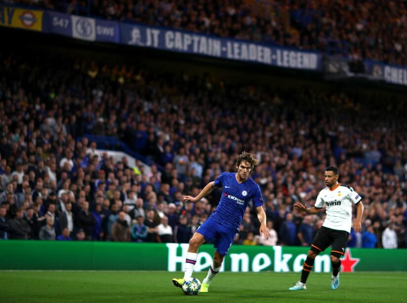 Chelsea FC v Valencia CF: Group H - UEFA Champions League