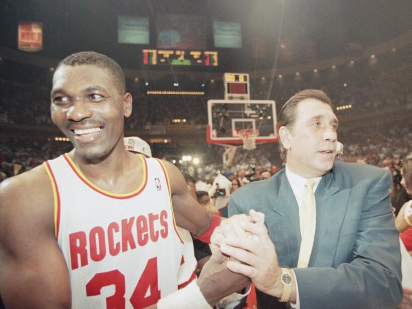 Magic vs Rockets Basketball