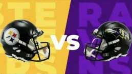 Steelers vs Ravens, una rivalidad que va creciendo en la NFL