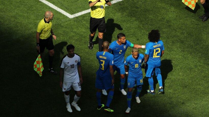 Thiago Silva, triste por culpa de Neymar