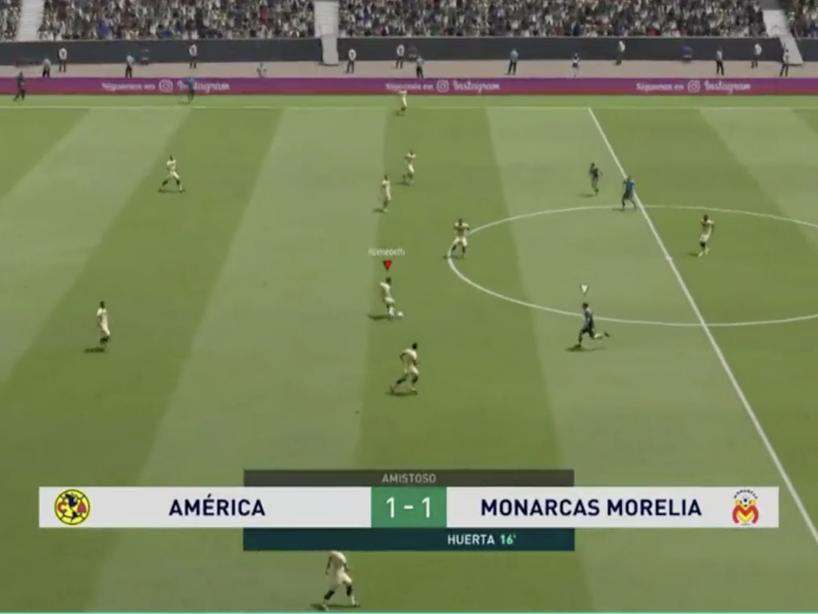eLiga MX, Morelia vs América, 7.png