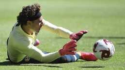 Ochoa solicita que haya medidas máximas de seguridad para que vuelva el futbol