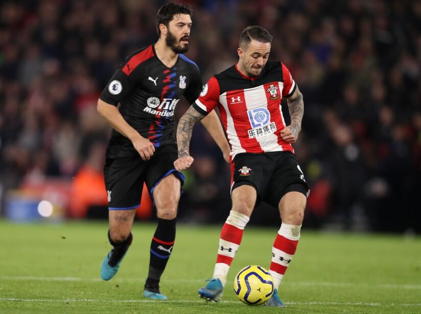 Southampton FC v Crystal Palace - Premier League