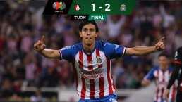 ¡Prendido! Chivas sumó tercer triunfo a costa de un desahuciado Atlas.