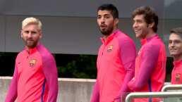 Barcelona revela sus más absurdos e innovadores entrenamientos