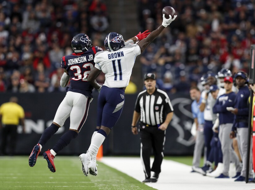 Tennessee Titans v Houston Texans
