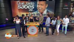 Qué tanto sabes de...Luis Miguel