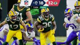 Packers avanzan a la Final de la Conferencia al vencer 18-32 a los Rams