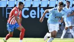 Araujo titular indiscutible con Celta de Vigo