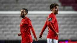 COVID-19 ataca al Benfica con 17 positivos en el club