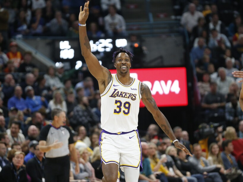 Utah Jazz 96-121 Los Angeles Lakers