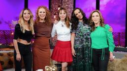 Las 'Netas' se sinceran sobre las cirugías estéticas con Laura Flores y Geraldine Bazán