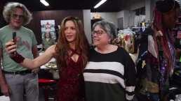 Por fin Shakira mostró el secreto detrás de su vestuario del Super Bowl