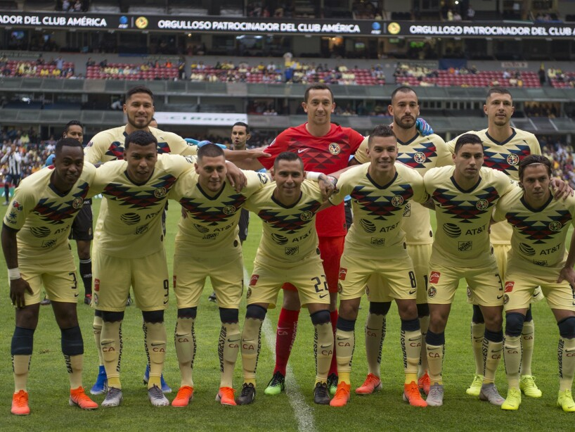 América vs Monterrey, Apertura 2019