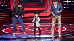"Carlos Rivera y Melendi aprenden a bailar ""Con zapatos de tacón"""