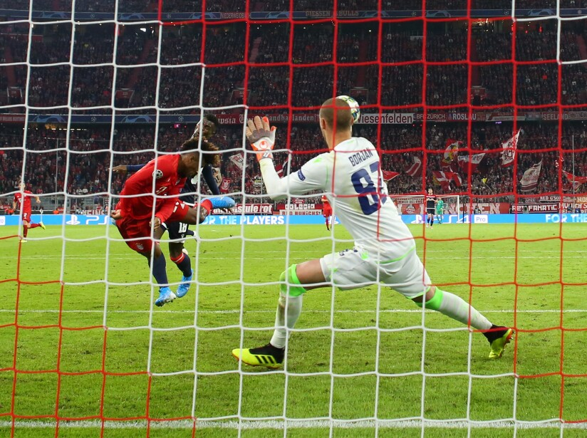 Bayern Munich golea a Estrella Roja 3-0