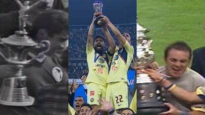 América, el club más ganador del futbol mexicano, celebra un aniversario más con los festejos de sus 13 títulos de liga.