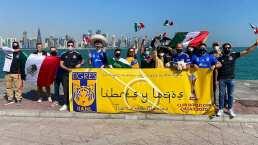 Surge 'Libres y Loqos' para apoyar a Tigres en Catar