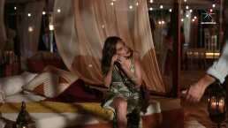 Detrás de 'La Usurpadora': Así se grabó la fiesta de Paola y Gonzalo en la playa