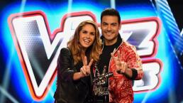 Lucero y Carlos Rivera confiesan que habrá calidad y talento de sobra en 'La Voz Kids'