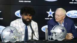 Ezekiel Elliott y Cowboys, ¿Candidatos al Super Bowl?