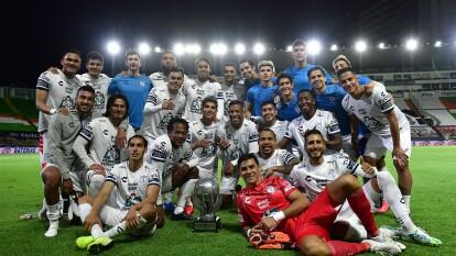 Pachuca conquistó el cuadrangular amistoso previo al Guard1anes 2020   Tras empatar a dos goles en tiempo regular, el encuentro se definió en tanda de penales.