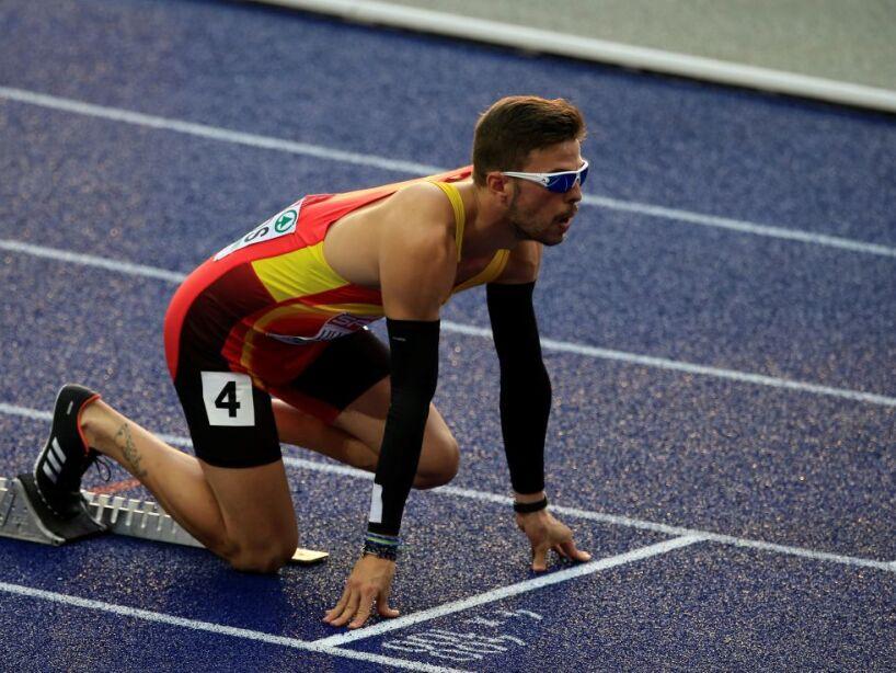 2018 European Athletics Championships in Berlin